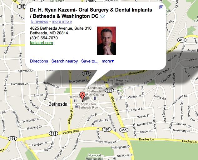 dentist bethesda maryland