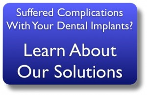 Solutions to implant complications CTA